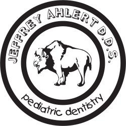 Logo for Pediatric Dentist Dr. Jeffrey Ahlert DDS in Owasso, OK